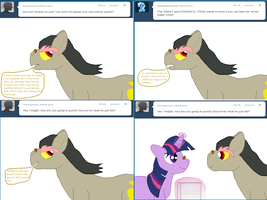 Ask Pony Discord #25 by Kendell2