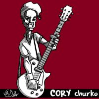 Cory Red by Neale