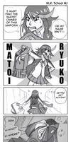 KLK: Senketsu Goes to School 6 by carrinth