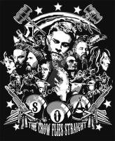 Sons of Anarchy SOA by Ryleh-Mason