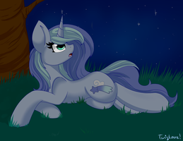 Commish:Night Whispers by Twistare