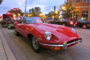 Jaguar E-Type by ArmourOne