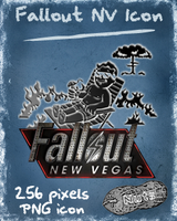 Fallout New Vegas dock icon by nuteduard