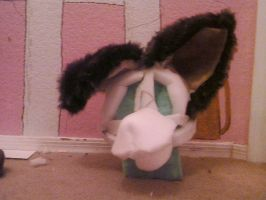 Fursuit head out of 3 by AlphaWolfDog