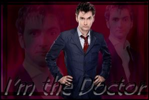 I'm the Doctor by Amrinalc