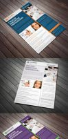 Innovative Business Corporate Flyer by Saptarang