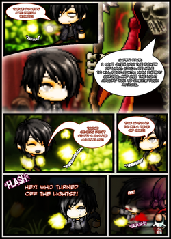 Beyond Death: Page 4 by Grimmbound