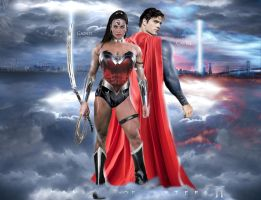 Man of Steel 2 feat. Gal Gadot by binbynku