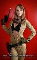 Snake Eater EVA by melodoocosplay