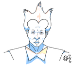 Warm Up - Klaus Nomi by cmbarnes