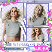 +Photopack png de Britney Spears. by MarEditions1