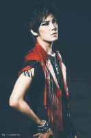 Park jung min WP 05 by Ludamory