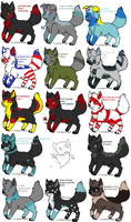 Musical Point Adopts by FreeAndRandom