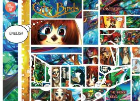 City Birds chapter 00 English by iMagLif