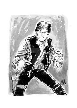 Han Solo by mrjaymyers