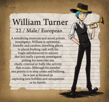 WOD:Eden Once - William Turner by Fongfumaster