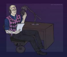 The Voice of Night Vale by Provo-L-Escroc