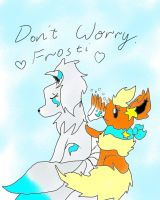 Don't Worry, Frosti by Eeveelutionluver123