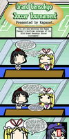 WSW Entry- FIFA Touhou by MikiBandy