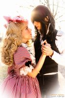 Candy and Terence by LadyGiselle