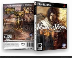 Prince of Persia: TTT - Old by ewensimpson
