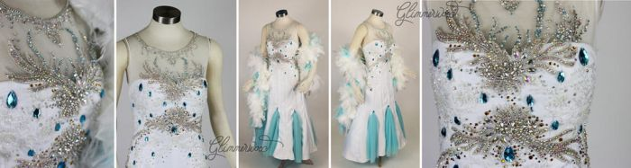 Celestina Warbeck Cosplay Gown by glimmerwood
