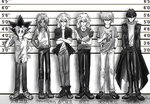 The Line Up by SYangLau