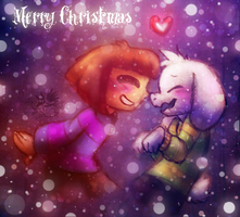 Merry Christmas by Marie-Mike