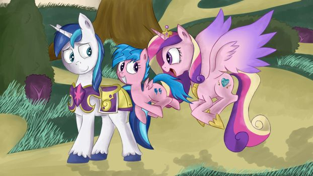 The Royal Family by asluc96
