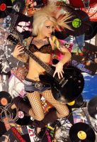 She's a Punk Rock Girl - 2 by J-s-K-Photography
