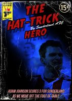 Hattrick hero by Safcedit