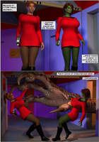 Red Skirts 01 by willdial