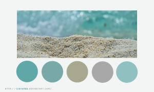 Color palette 007 by Giovyn86