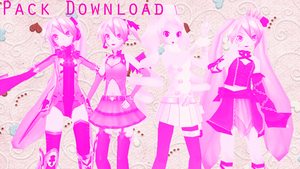 Miku Pack Requested Download v.2.1 by AlexIsDeadddx