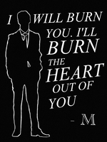 I will burn you by Mr-Saxon
