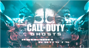 Call of Duty: Ghosts by VenGhost