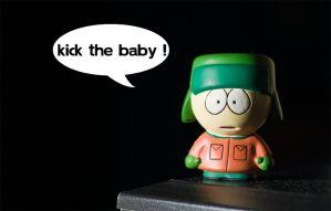 South Park - Kyle by OliRSX