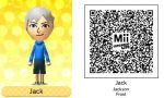 Tomodachi Life: [Rise of the Guardians] Jack Frost by Spin-Art