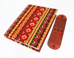 Mexican notebook by Katlinegrey