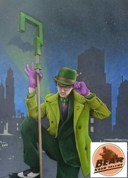 The Riddler by simonbearedwards