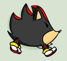 Shadow The ... Hedgehog? by SonicForTheWin2
