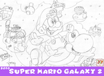 MOSM - Super Mario Galaxy 2 by LuigiStar445