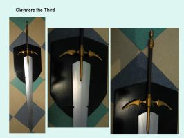Claymore the Third by fixinman