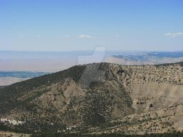 Grand Mesa looking Northwest by Qphacs