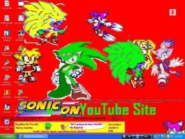 SonicMon YouTube Window by SonicMon