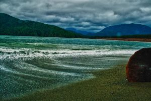 The Tide Rushing out by EaGle1337