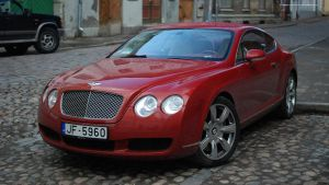 Bentley Continental GT by ShadowPhotography