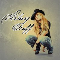 Hilary Duff COVER by Lil-Plunkie