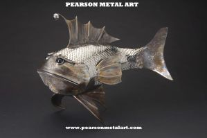 The Fish by pearsonmetalart