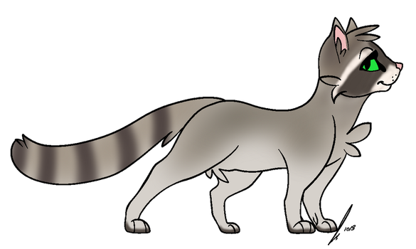 Raccoon Based Adopt: Closed by OtterxSorrel